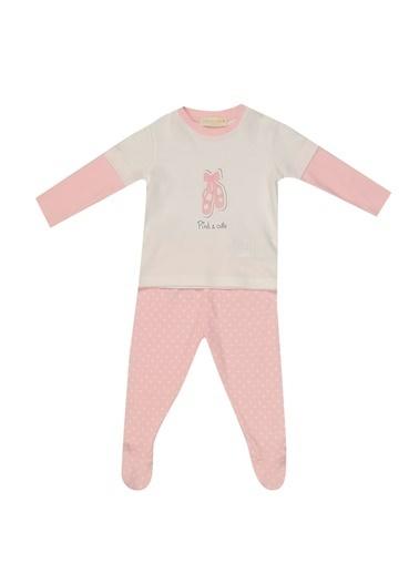 Mammaramma Pijama Takım Pembe